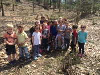 Earth day is a great time to celebrate and educate, and these preschool students in Essex Fells, NJ think so too!