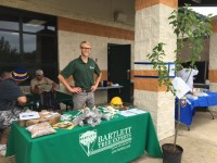 Festivities at Carver Recreation Center and East Tennessee State University included seedling giveaways, educational programs, and plantings.