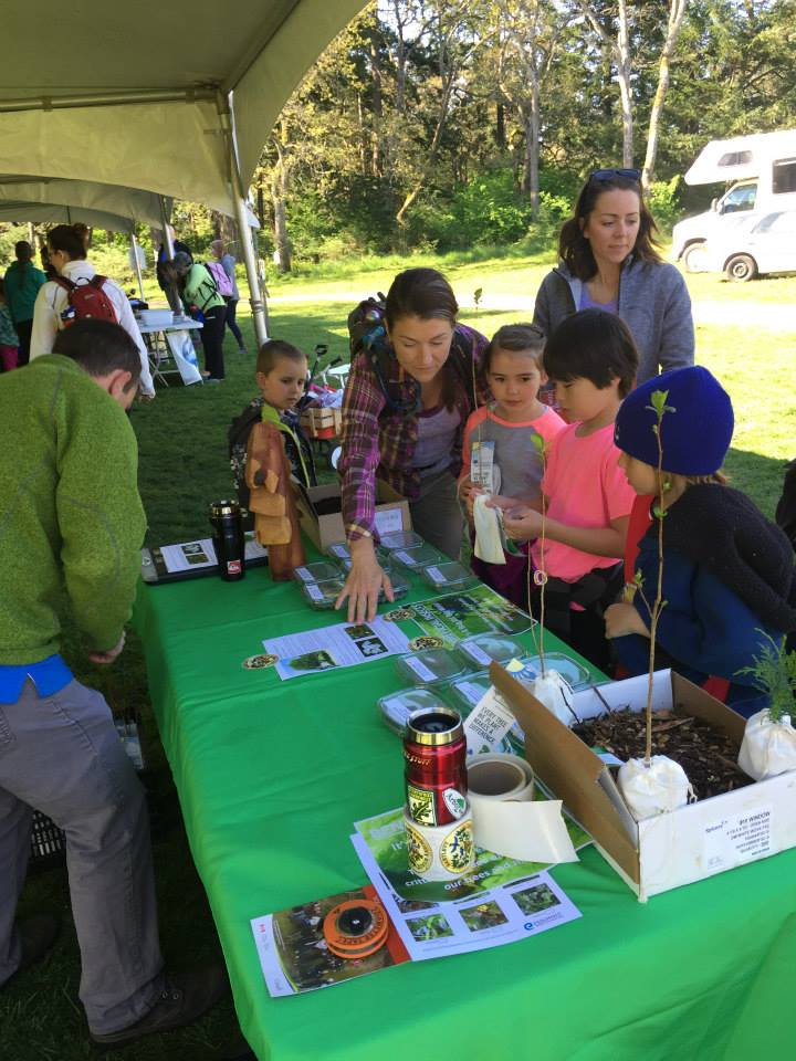 Earth Day at Highrock Park