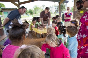 Celebrating Arbor Day in Richmond